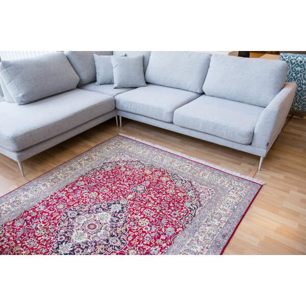 Siidivaip Kashmir Silk punane